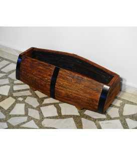 Wooden planter 040