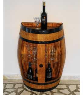 Weinfass Tischbar 056